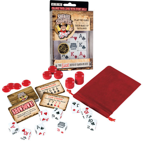 Trademark Commerce 10-10004 Square Shootersr Basic Game Set - Peazz.com