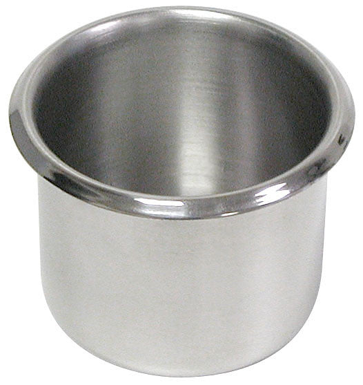 Trademark Poker 10-Cupss Stainless Steel Cup Holder