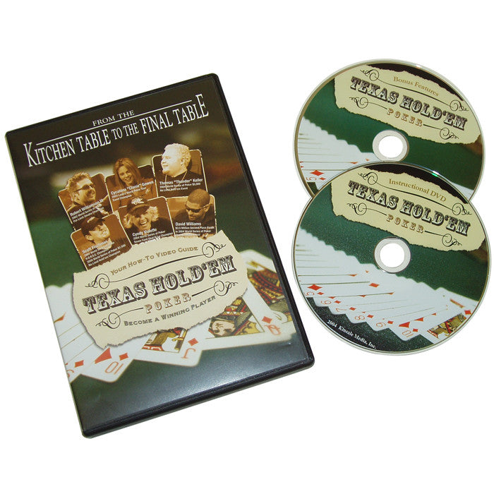 10-db9532pp Kitchen Table To Final Table 2 Dvd Pack