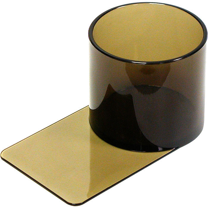 Trademark Poker 10-Nb-Ch001 Plastic Cup Holder - Slide Under For Poker Table TMC-10-NB-CH001