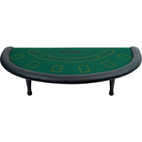117153 Black Jack Table - Peazz.com