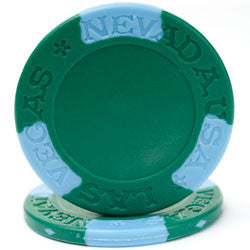 Trademark Poker 2228255 Las Vegas Edge Spot Nexgent Poker Chips - Peazz.com