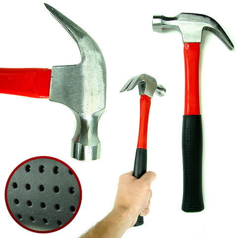 Trademark Tools 75-0720 Trademark Tools Heavy Duty 16 Oz. Claw Hammer - Peazz.com