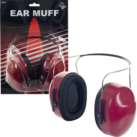 Trademark Tools 75-0865 Trademark Tools Deluxe Performance Ear Muff - Ear Plugs Hea - Peazz.com