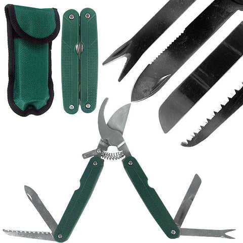 Trademark Tools 75-1079 Trademark Tools Deluxe Multi Function Garden Scissors - Peazz.com