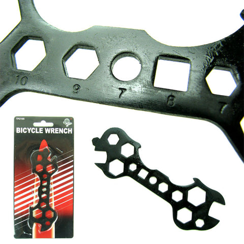 Trademark Tools 75-2105 Trademark Tools 15 In 1 Bicycle Wrench - As Seen On Tv - Peazz.com