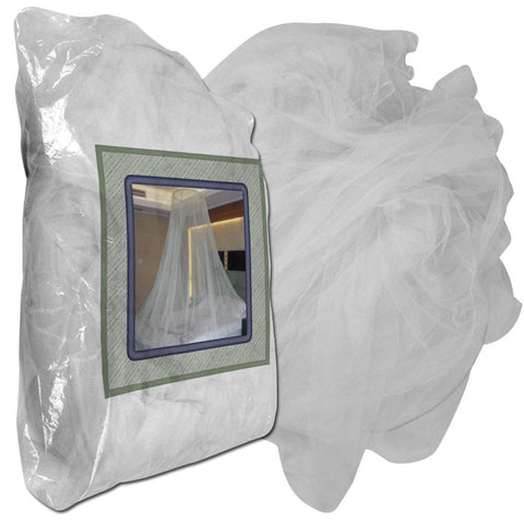 Trademark Commerce 75-31215 Jumbo Mosquito Net - 100% Polyester - As Seen on TV - Peazz.com