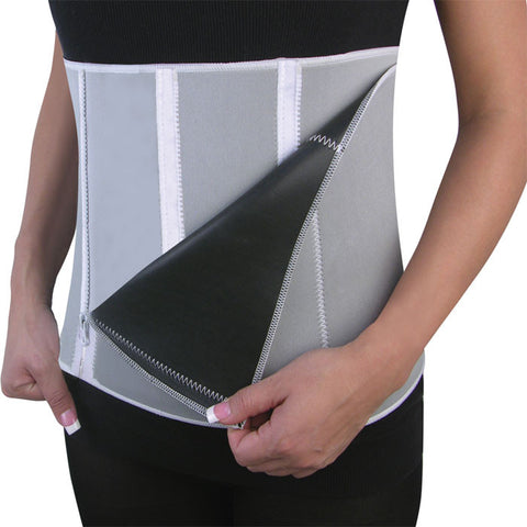 Trademark Commerce 82-5702 Remedy Adjustable Slimming Exercise Belt - Peazz.com