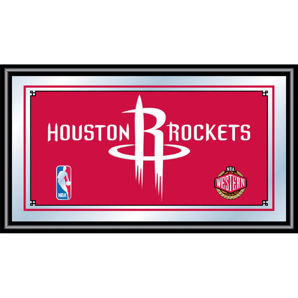Houston Rockets Game Log: Trademark Commerce NBA1500-HR Houston Rockets NBA Framed