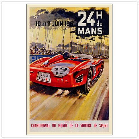 24 Dumans by Beligond-Framed 35x47 Canvas Art - Peazz.com