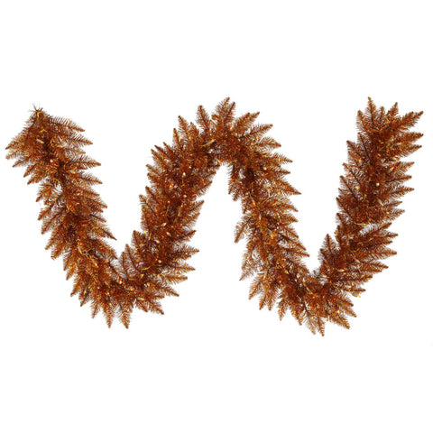 1.2' Vickerman A105814 Copper Spruce - Copper - Peazz.com