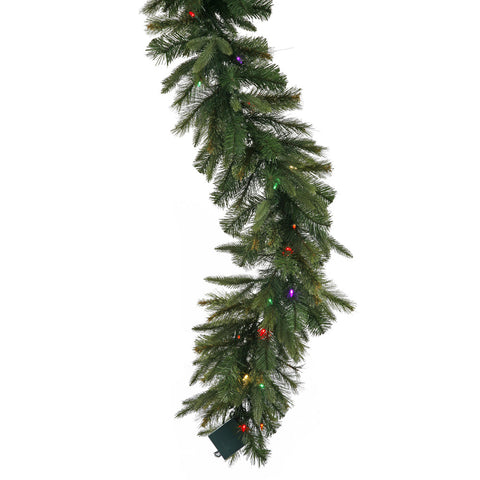 1.2' Vickerman A118616LED Cashmere Potted & Non Potted - Green - Peazz.com