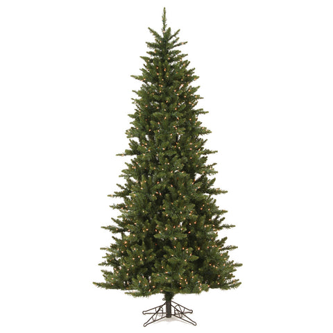 8.5' Vickerman A860881 Camdon Fir - Green Christmas Tree - Peazz.com