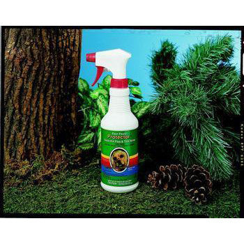 Protector Flea & Tick Spray 16oz - Peazz.com