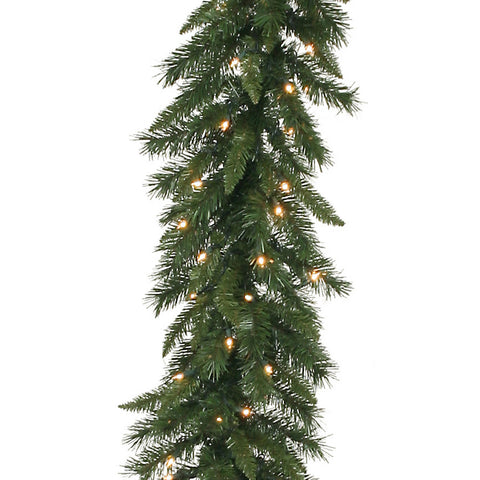 1' Vickerman A877212 Imperial Pine - Green - Peazz.com
