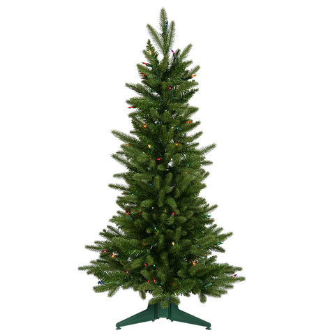 3' Vickerman A890737 Frasier Fir - Green Christmas Tree - Peazz.com