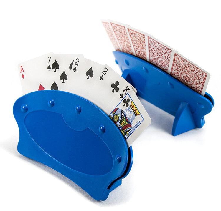 Brybelly GPLA-002 Set of 2 Hands Free Playing Card Holders