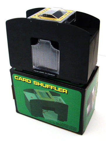 Brybelly GSHU-002 4 Deck Playing Card Shuffler - Peazz.com