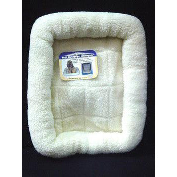 K - 9 Sleeper Fleece Bed 25 X 20 - Peazz.com