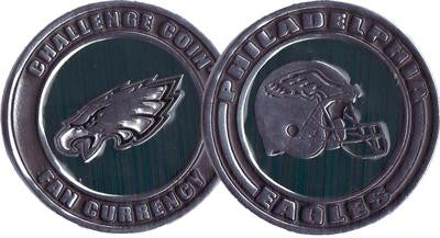Brybelly NFL-2801 Challenge Coin Card Guard - Philadelphia Eagles - Peazz.com