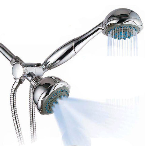 Interlink IL-5937-HS5 HotelSpa Multi Showerhead w/Hand-Held - Peazz.com
