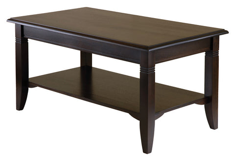 Winsome Wood 40237 Nolan Coffee Table - Peazz.com