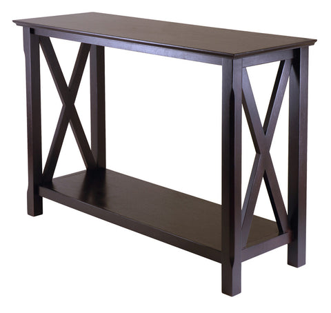 Winsome Wood 40445 Xola Console Table - Peazz.com