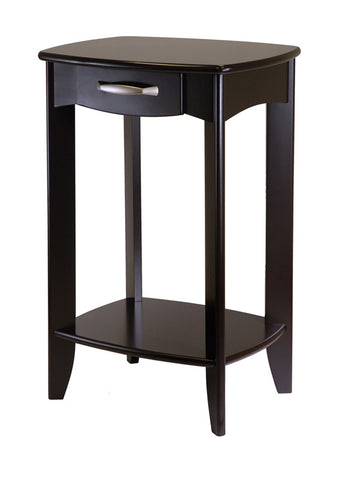 Winsome Wood 92820 Danica Side Table - Peazz.com