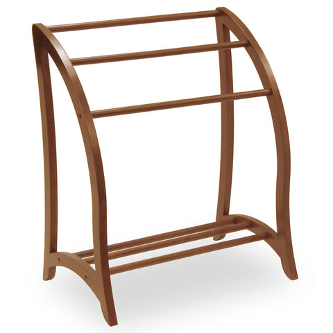 Winsome Wood 94036 Quilt Rack - Peazz.com