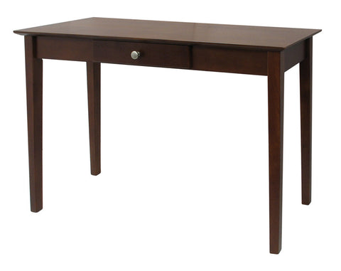 Winsome Wood 94844 Rochester Console Table with one Drawer, Shaker - Peazz.com