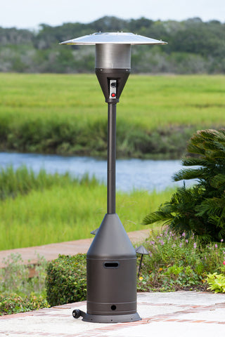 Well Traveled Living 61186 Mocha Select Series Patio Heater - Peazz.com