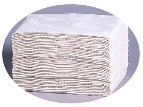 "ECR4Kids ELR-003 2-Ply Changing Pads 13""x9"", 500 Count - Peazz.com"