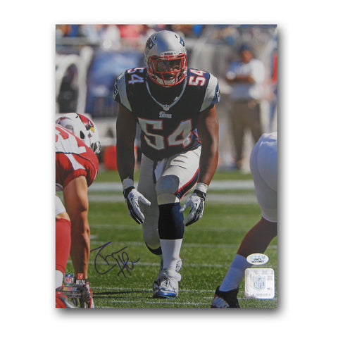 Autographed Dont'a Hightower 8-by-10 inch unframed photo - Peazz.com