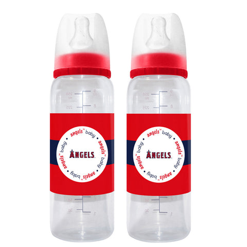 2-Pack of Baby Bottles - Los Angeles Angels of Anaheim - Peazz.com