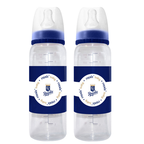 2-Pack of Baby Bottles - Kansas City Royals - Peazz.com