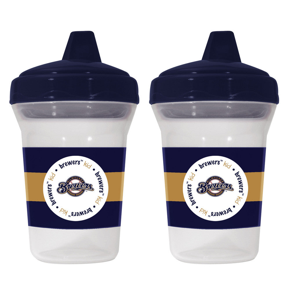 2-Pack Sippy Cups - Milwaukee Brewers