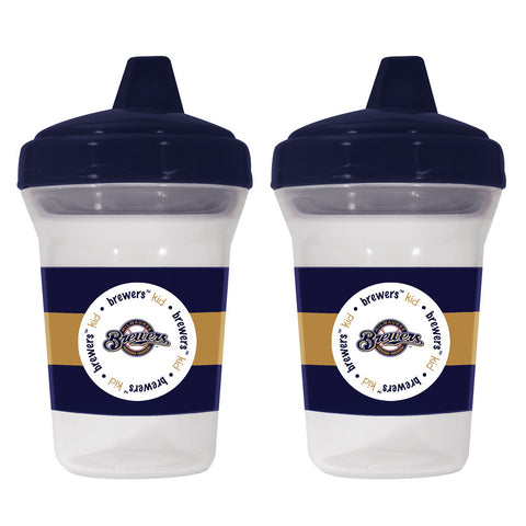 2-Pack Sippy Cups - Milwaukee Brewers - Peazz.com