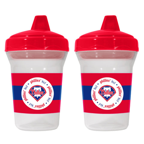 2-Pack Sippy Cups - Philadelphia Phillies - Peazz.com