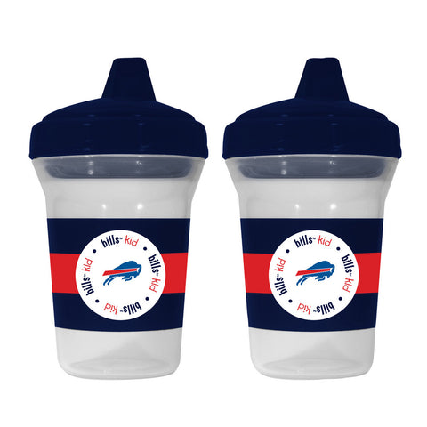 2-Pack Sippy Cups - Buffalo Bills - Peazz.com