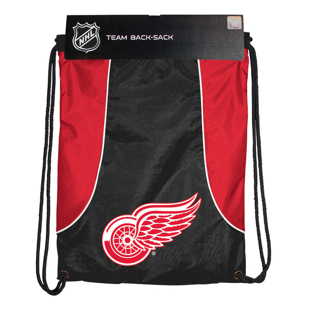 Axis Backsack NHL Red - Detroit Red Wings
