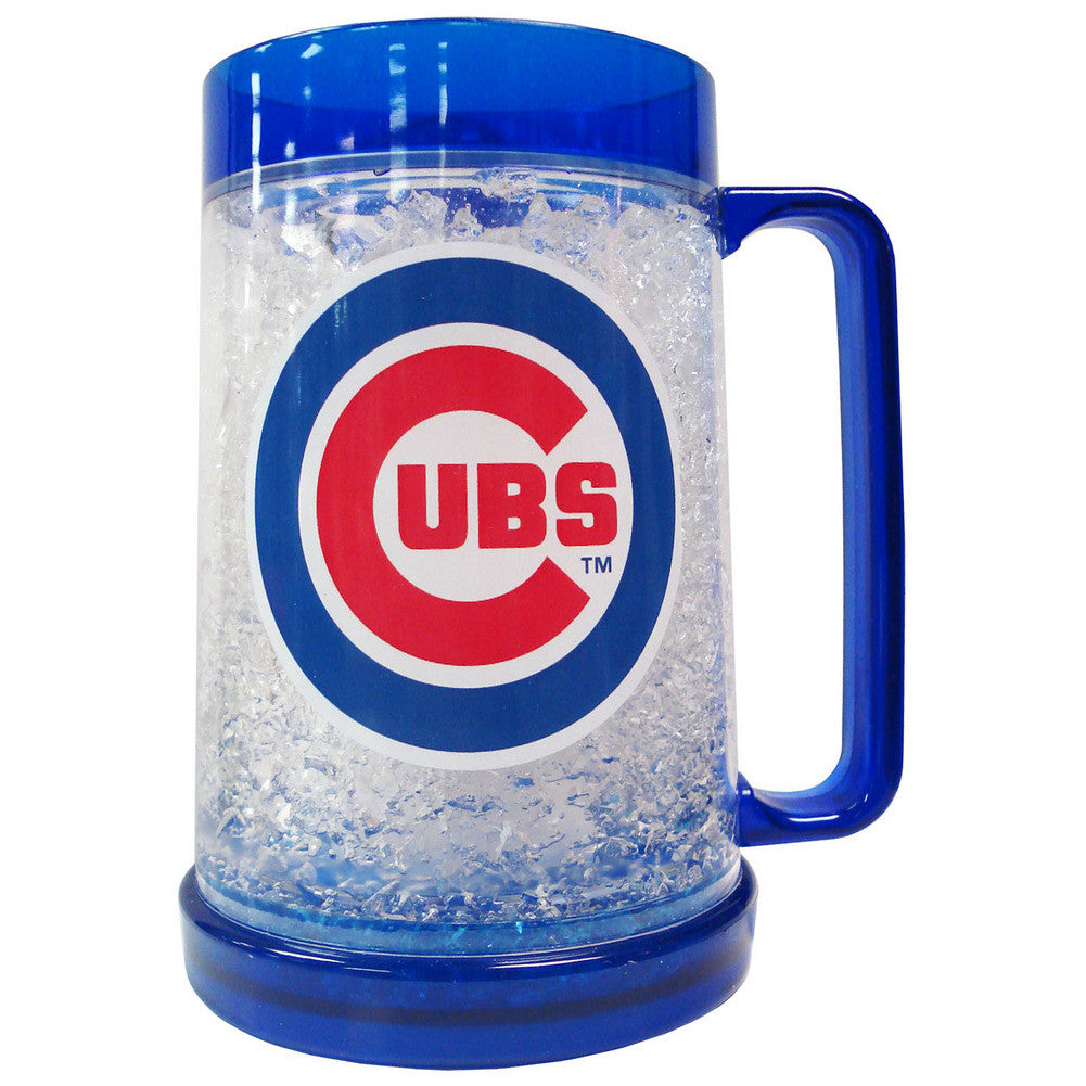 Chicago Cubs 16Oz Crystal Freezer Mug