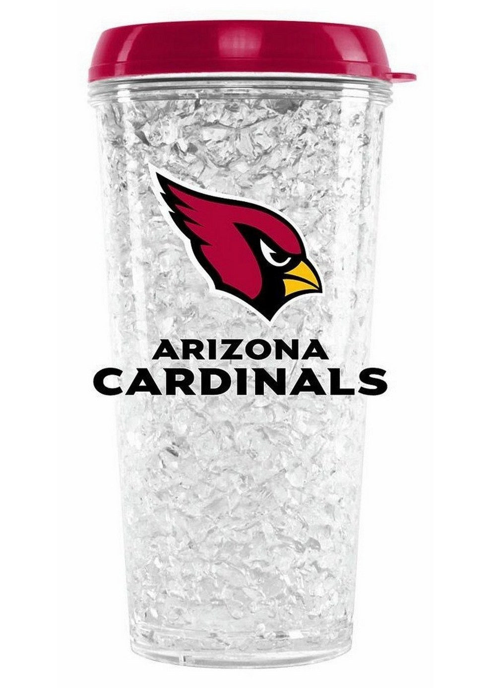 Duckhouse Crystal Tumbler With Straw -  Arizona