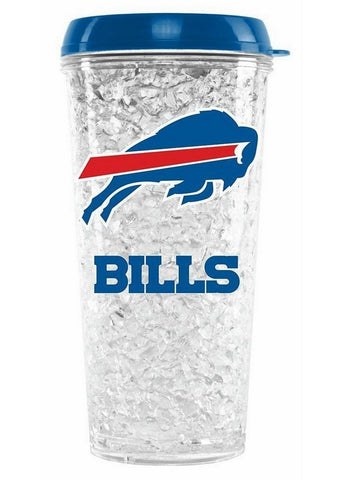Duckhouse Crystal Tumbler With Straw -  Buffalo - Peazz.com