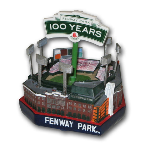 Forever Collectibles Boston Red Sox Fenway 100Th Anniversary Replica Stadium - Peazz.com
