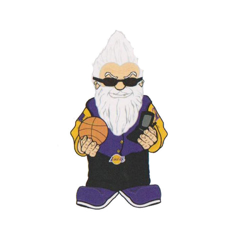 Los Angeles Lakers Thematic Gnome - Peazz.com