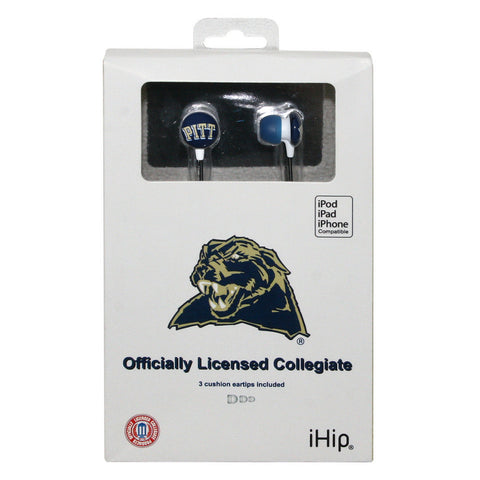 Logo Earbuds - Pittsburgh Panthers - Peazz.com