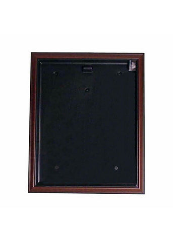 Cabinet Style Jersey Case - Wood Frame - Peazz.com