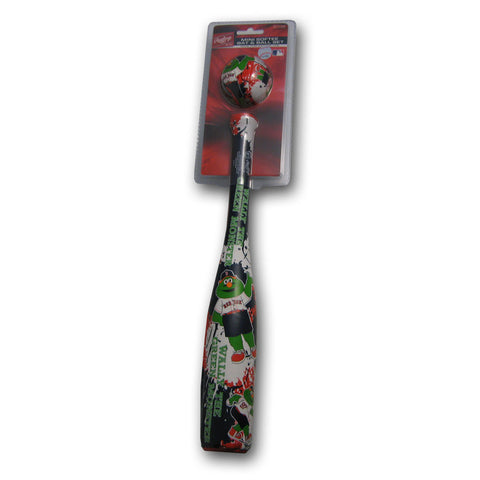 Mini Bat & Ball Set - Boston Red Sox - Peazz.com