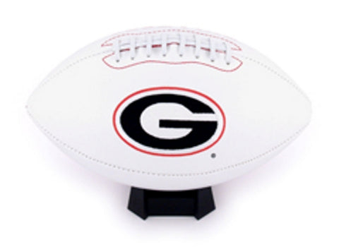 K2 Signature Series Full Size Team Footballs - University of Georgia - Peazz.com