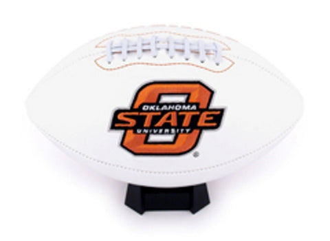 K2 Signature Series Full Size Team Footballs - Oklahoma State - Peazz.com